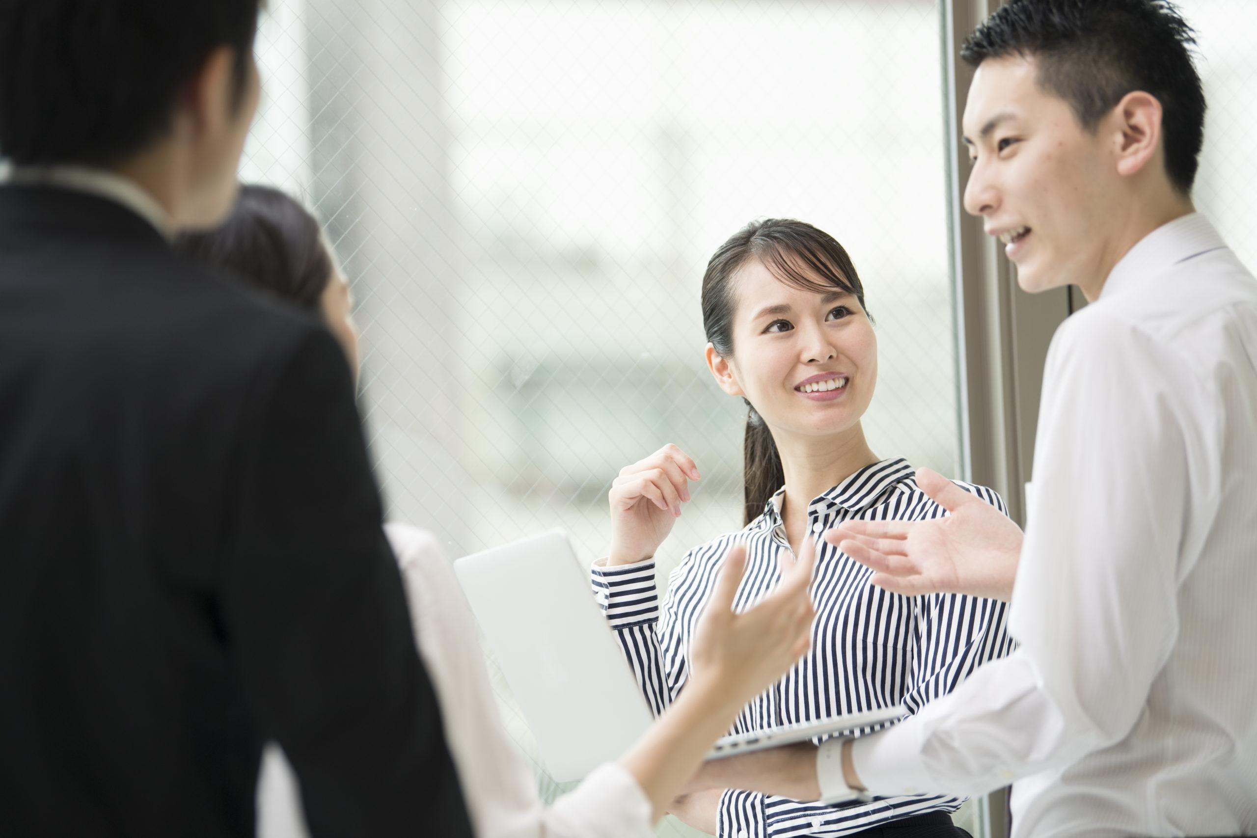 ビジネス雑談力講座